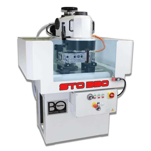 BO Machine Tools STC 330 rettifica testate motore