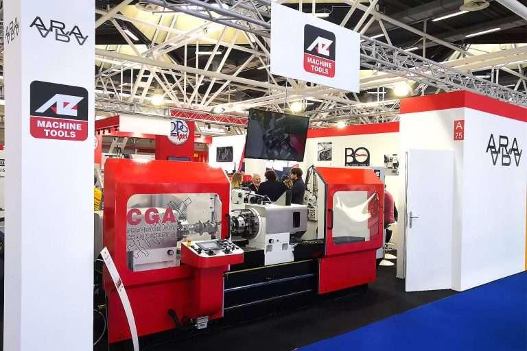 Crankshaft grinding machine AZ CGA