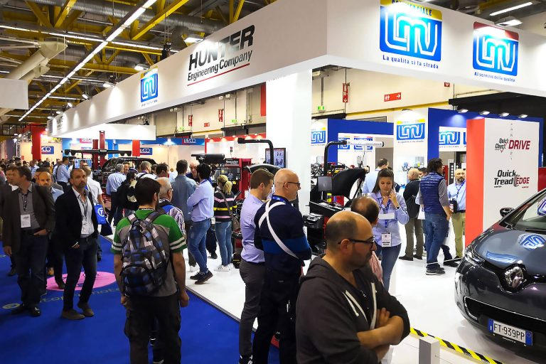 Visitors at Autopromotec 2019