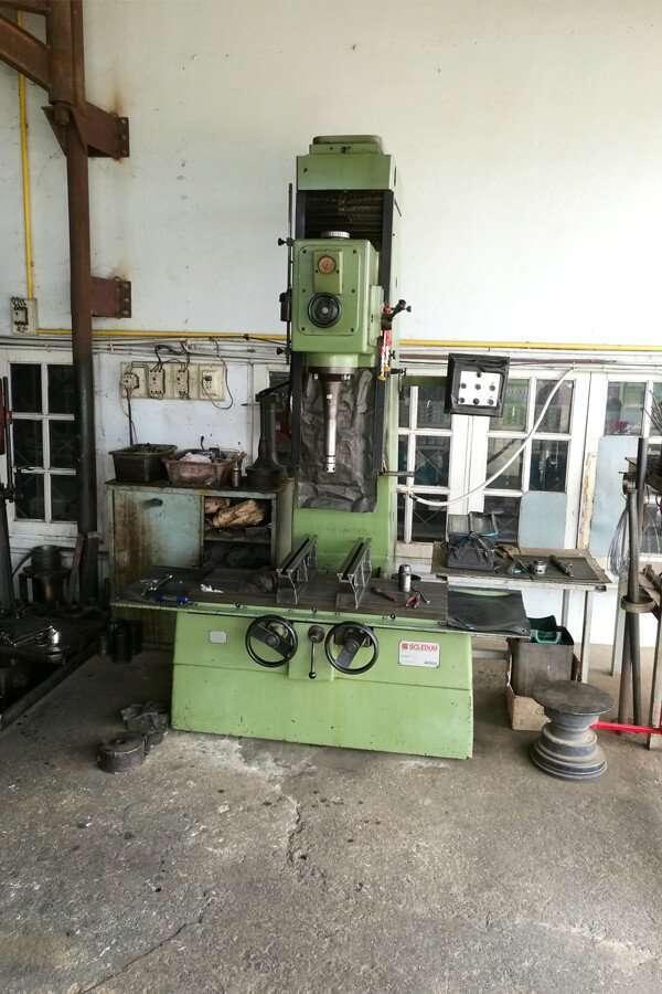 Cylinder boring machine Scledum AV 550A