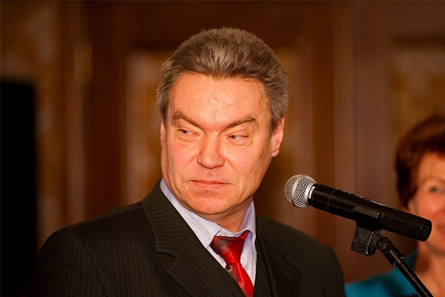 Alexandr Lizunov el fundador de Motortehnology leader en la reparación de motores en Rusia