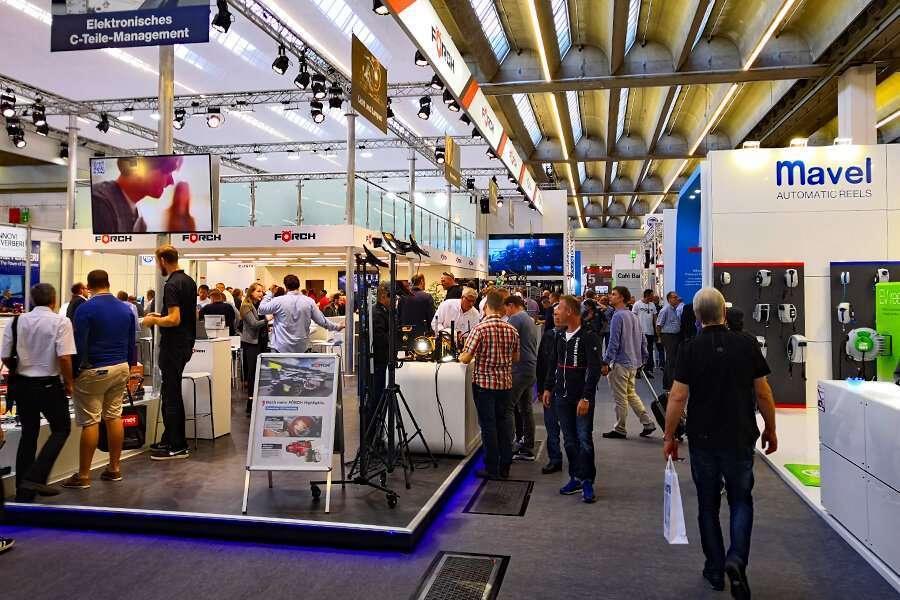 Imponente flusso di visitatori e di addetti del settore ad Automechanika 2018
