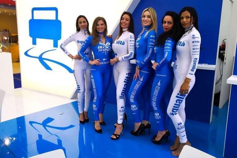 Nice Girls Autopromotec 2019