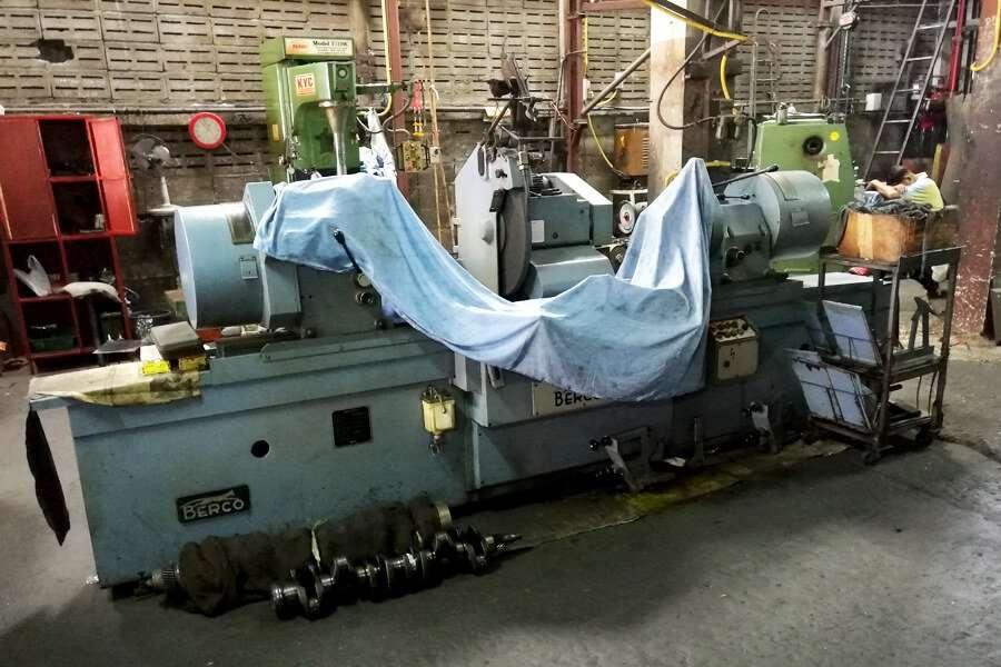 Crankshaft grinding machine Berco RTM 270