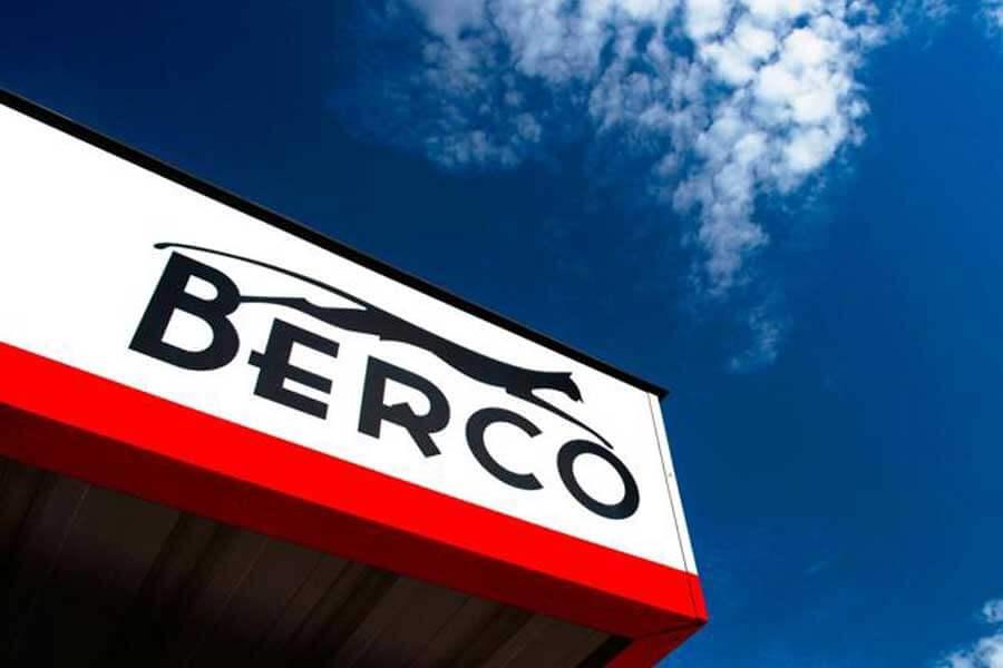 closure of Berco