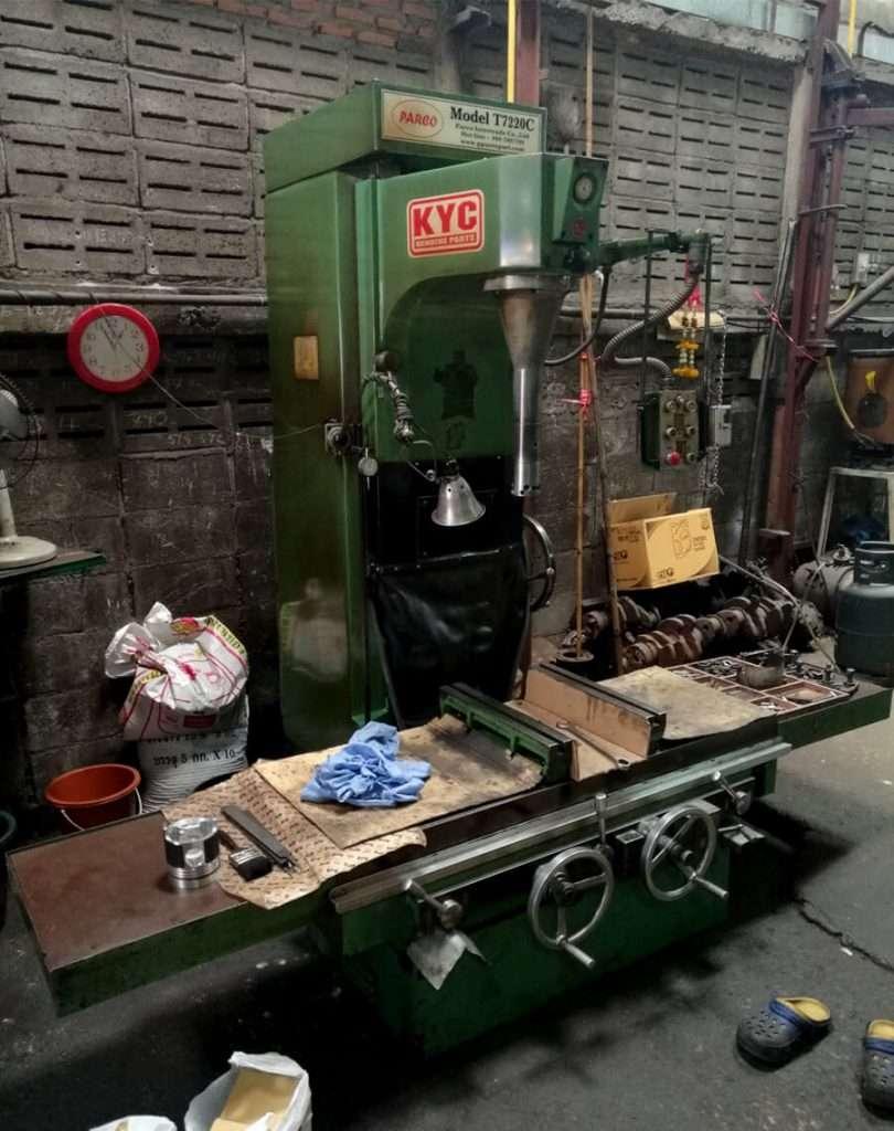 Cylinder boring machine originally from China