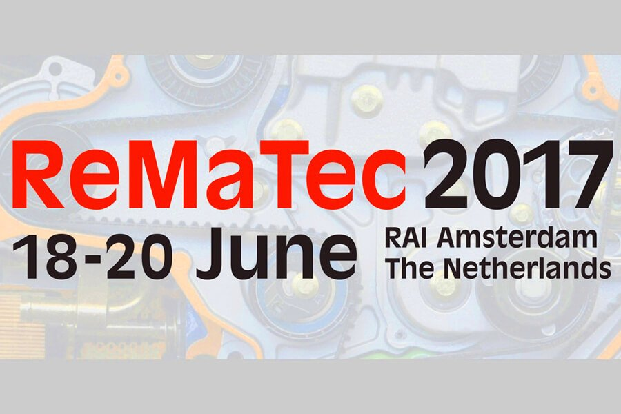 ReMaTec 2017 Flyer in Amsterdam