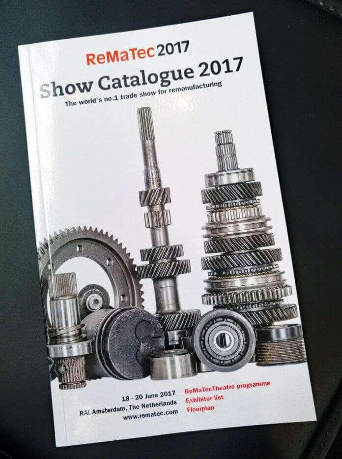 Il Catalogo generale di ReMaTec 2017