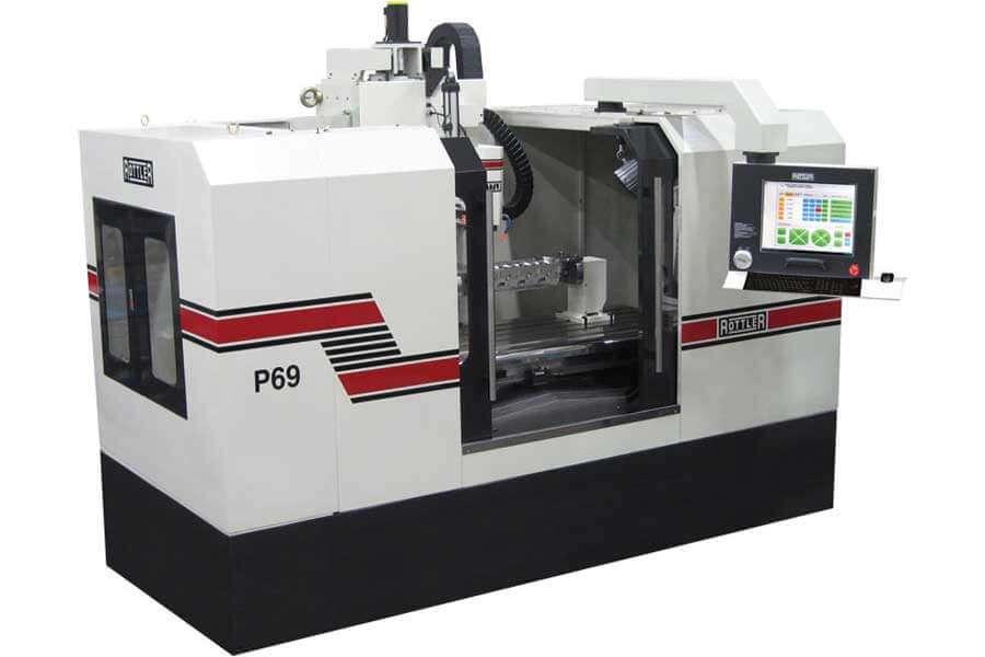 Macchine utensili CNC-Rottler-P69-CNC