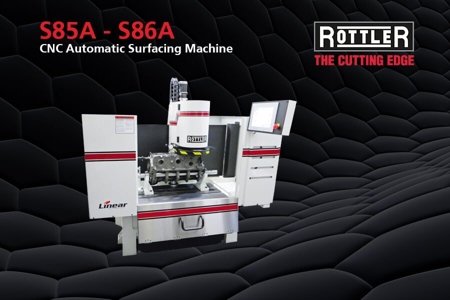 CNC Automatic Surfacing Machines