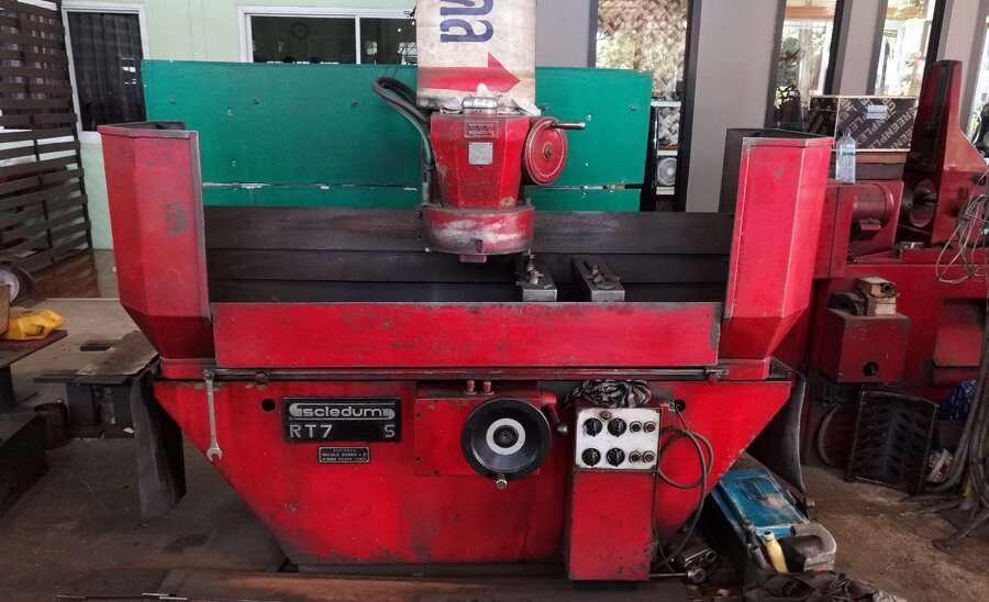 Cylinder head grinding machine Scledum RT 7 S3