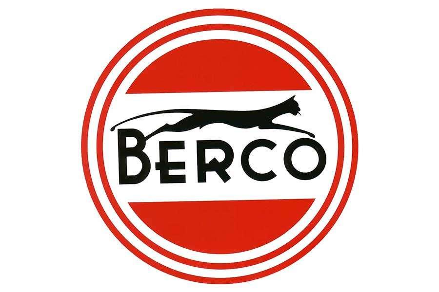 The historic Berco logo
