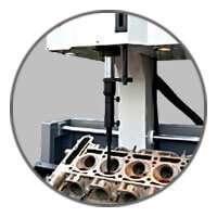 Carmec VGP 1200 pistone