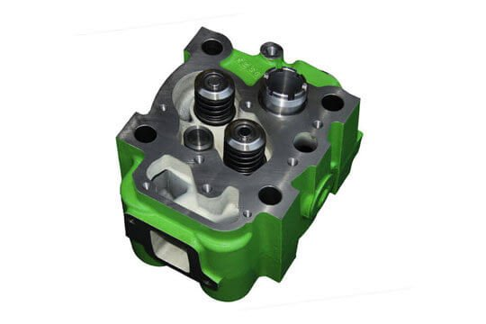 jenbacher cylinder heads valve guides and seats