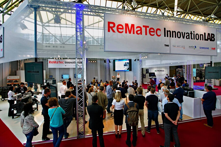 rematec trade fair 2017