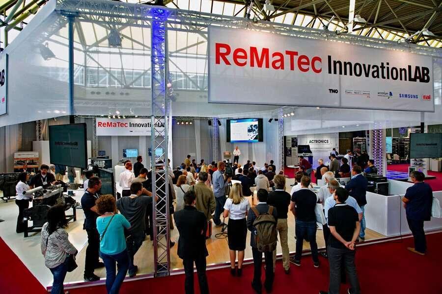 Rematec 2017 Trades show