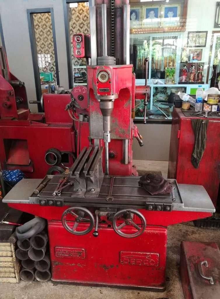 Used Berco boring machine
