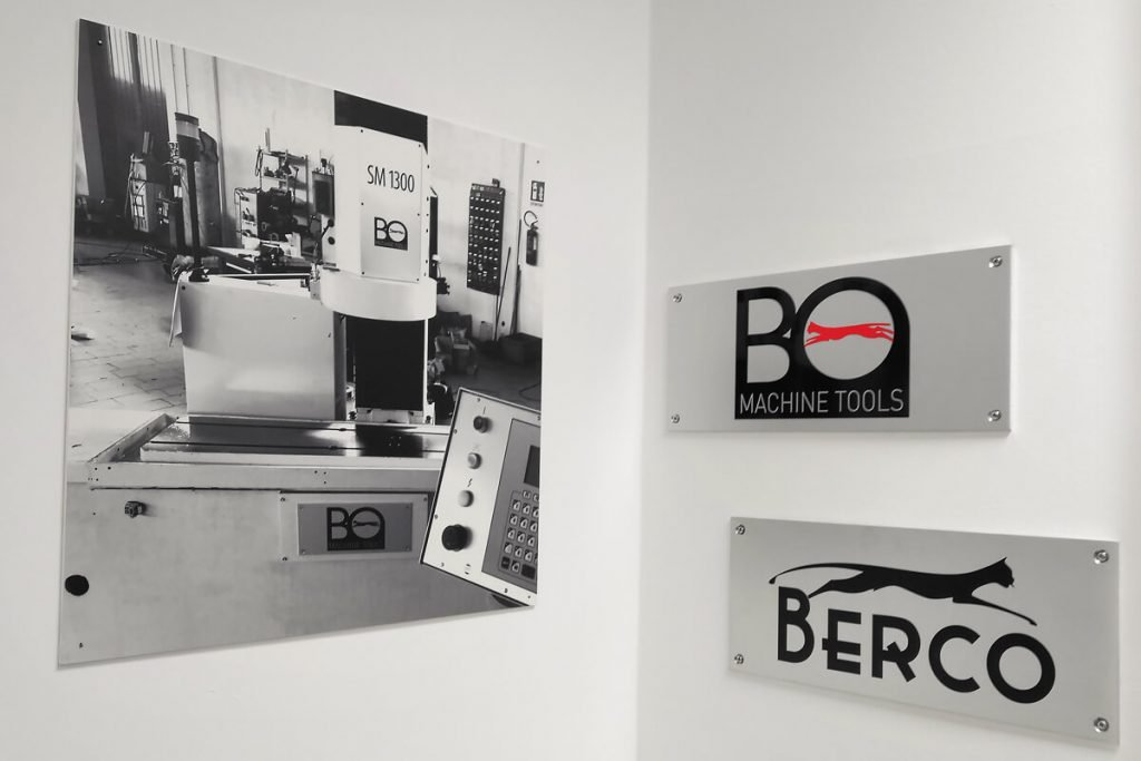 Berco, ARA, BO Machine Tools - The past, the present, the future...