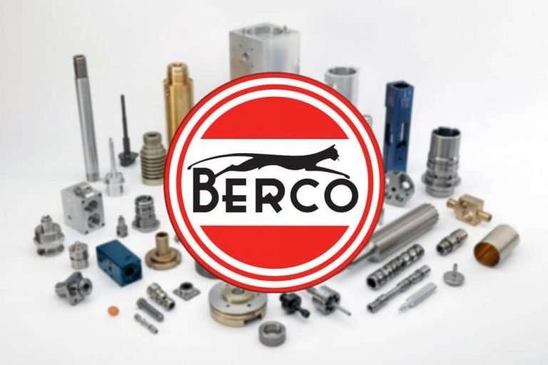 Berco Machine tools spare parts
