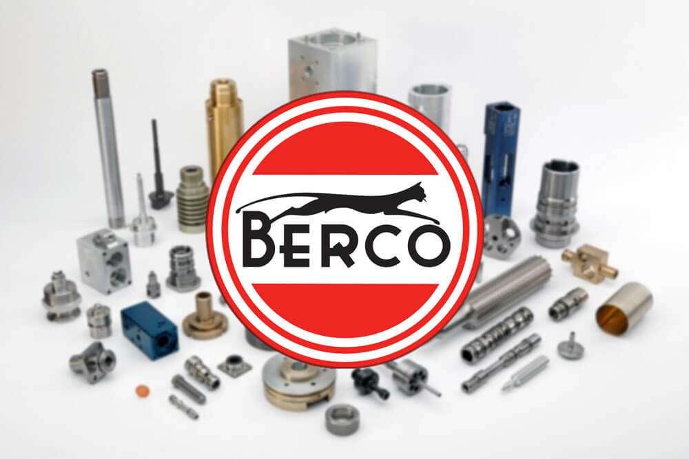 Repuestos para maquinas herramientas Berco