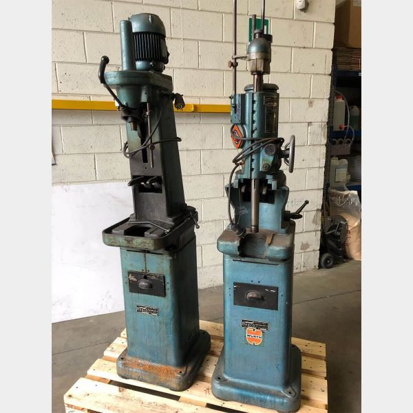 BERCOAMP 65 + SR 2Cylinder Boring And Honing Machines