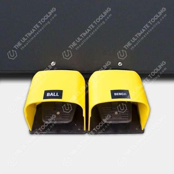 pedales para rectificadora de asiento de válvula