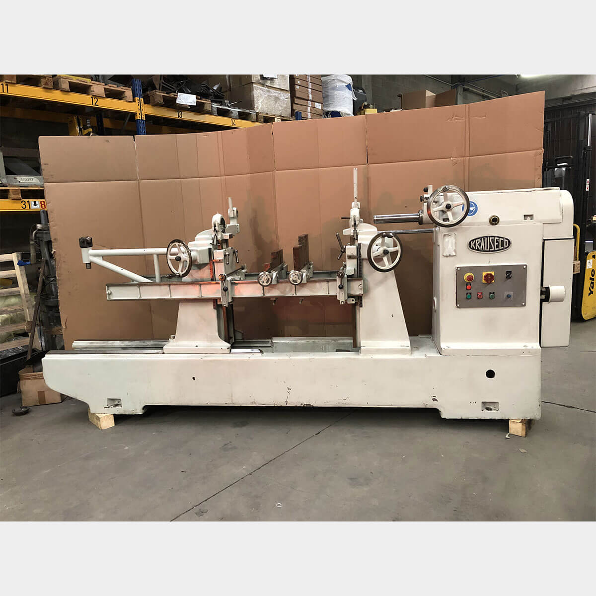 KRAUSECO Used Horizontal Boring Machine