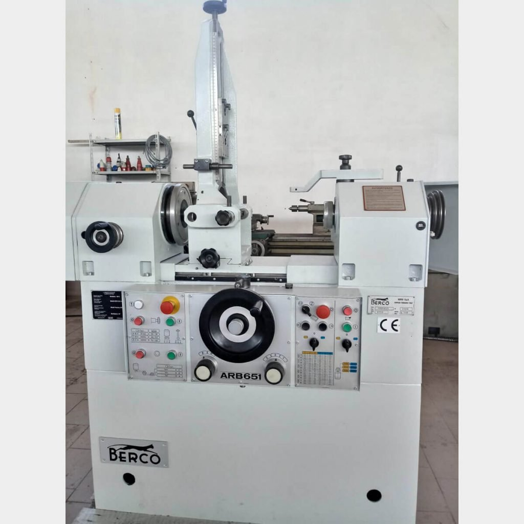 BERCOARB 651conrod boring machine