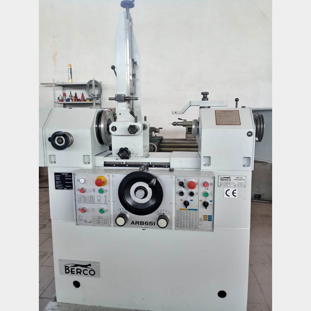 MU329-BERCO-ARB-651-Conrod-Boring-Machine