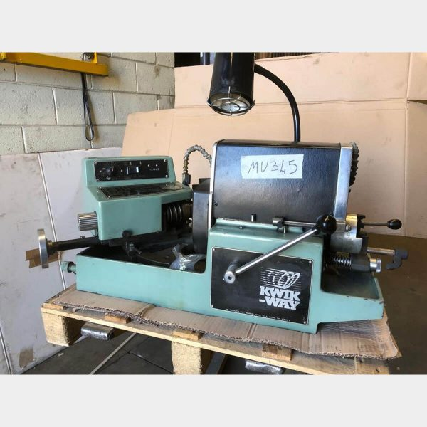 KWIK-WAY SVSD valve grinding machine