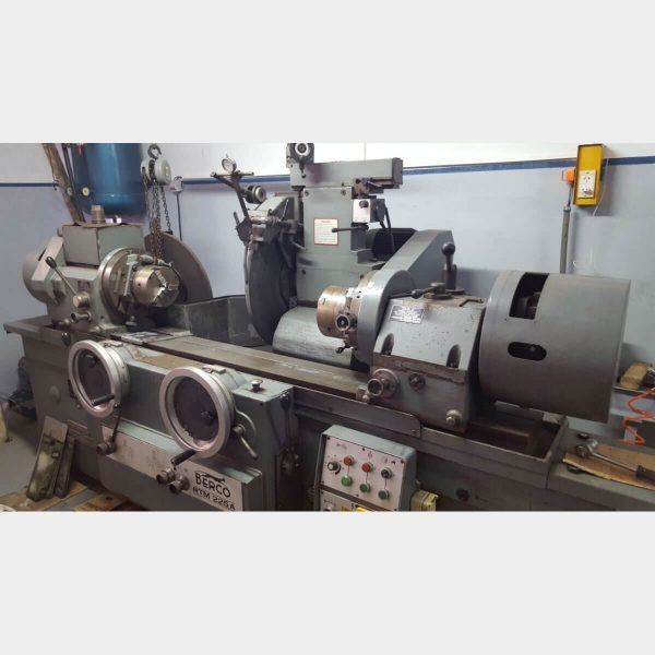 MU435 BERCO RTM225 CRANKSHAFT GRINDING MACHINE