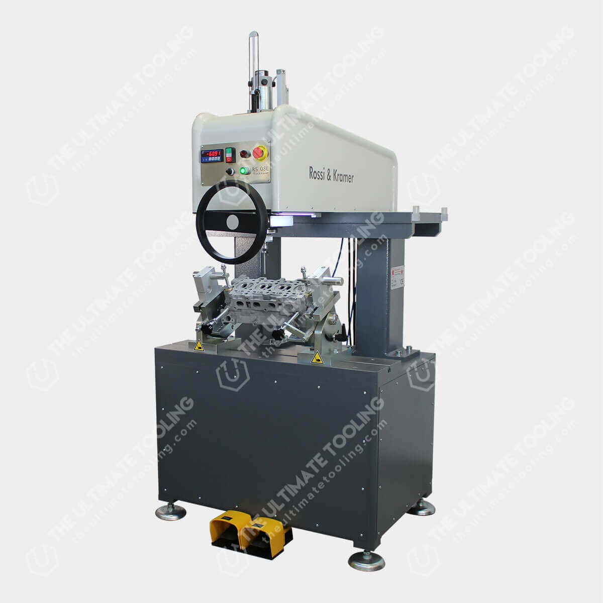 RS 08L Valve seat Cutting Machine