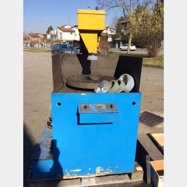ROBBI flywheel grinding machine