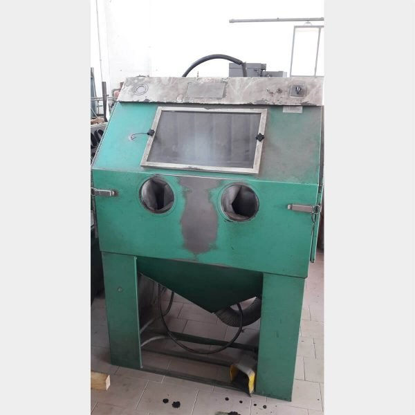 lampugnani shot peening machine