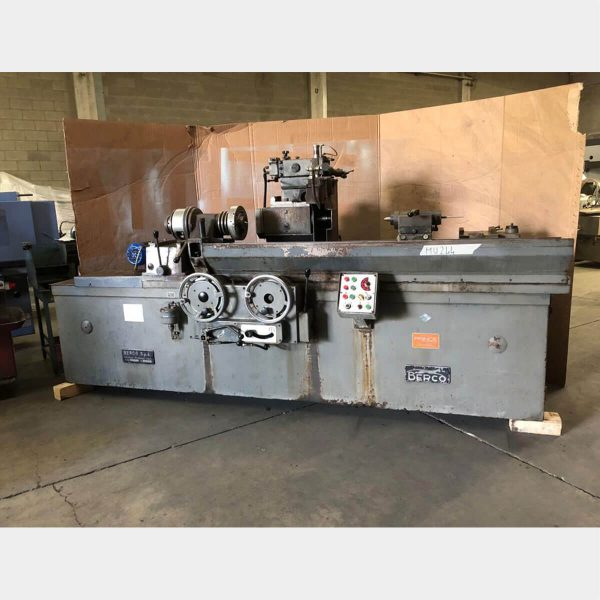 BERCORAC 1500 Acrankshaft grinding machine