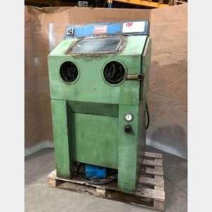 ITFsandblasting machine