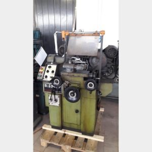 ZANROSSO big 380p brake rotor grinder