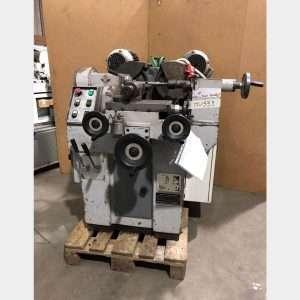 ZANROSSOBIG 380brake rotor grinder