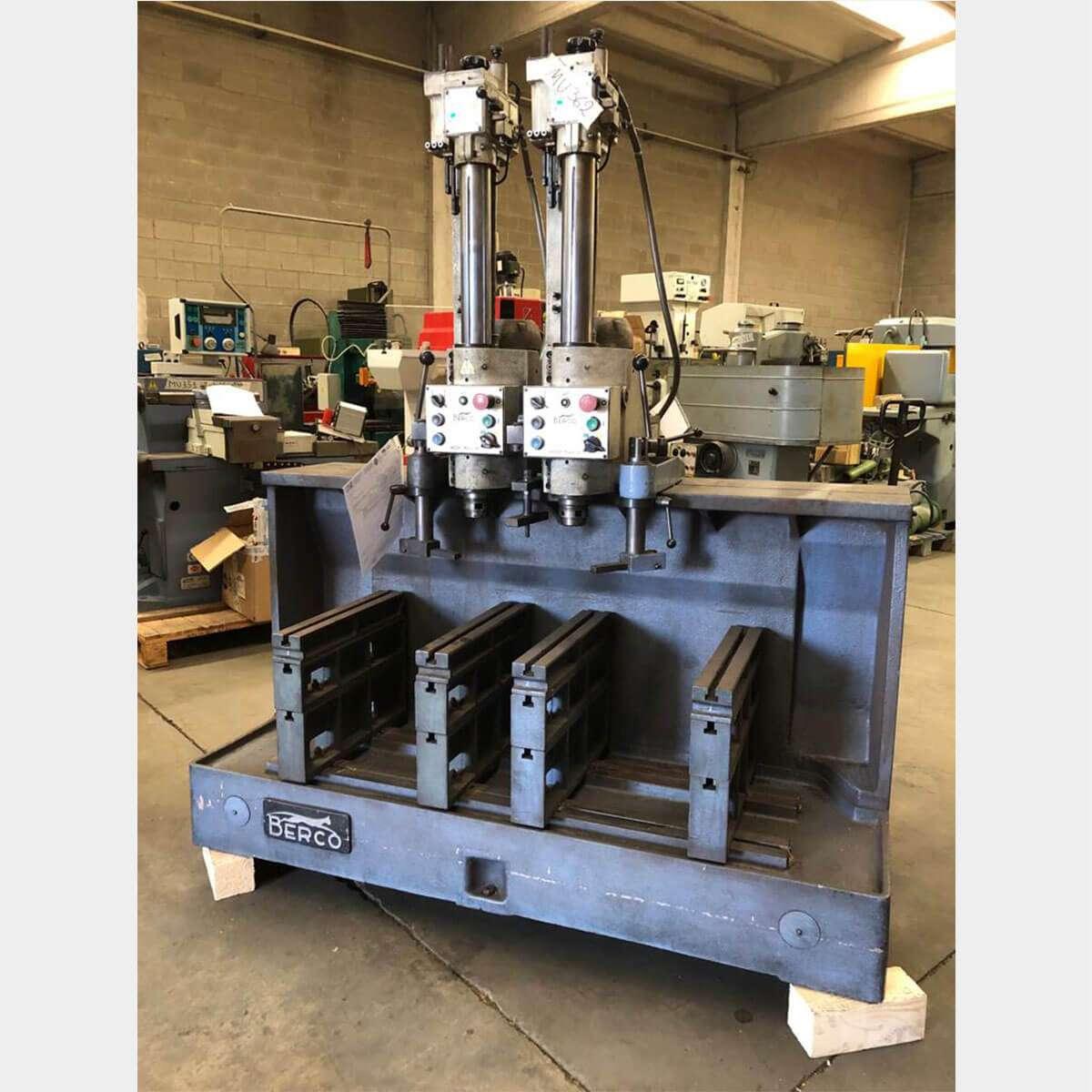 BERCOACP 155-22cylinder boring machine