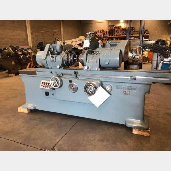 NAXOS UNIONcrankshaft grinding machine
