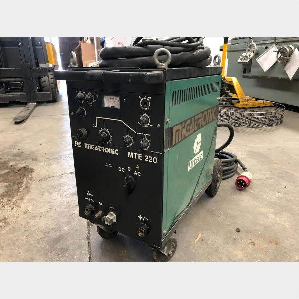 MIGATRONIC MTE 220 welding machine