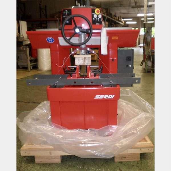SERDI 1.1 LARGEvalve seat cutting machine