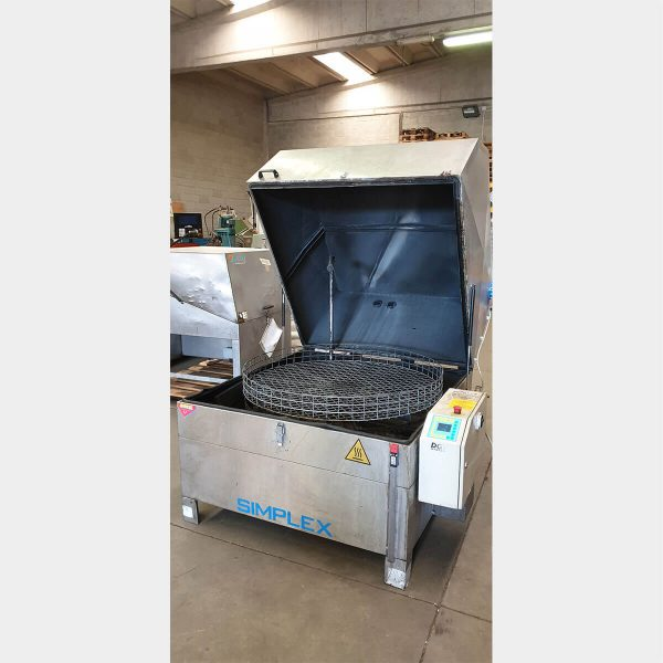 SMESIMPLEX 120washing machine