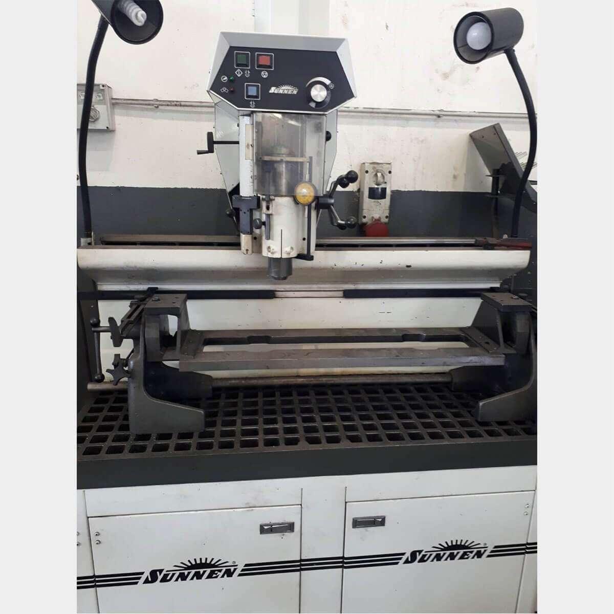 sunnen vgs 20 valve seat cutt machine
