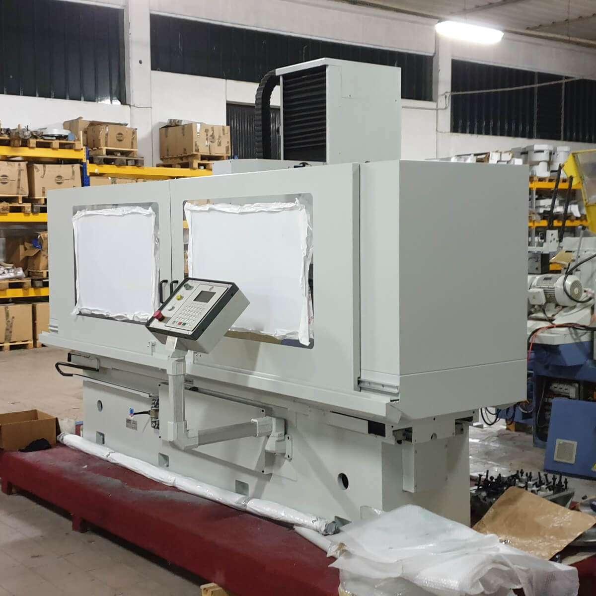 MU400 - BERCO SMG2000 spianatrice testate
