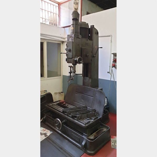 mu411 BERCODL33Used Cylinder Honing Machine