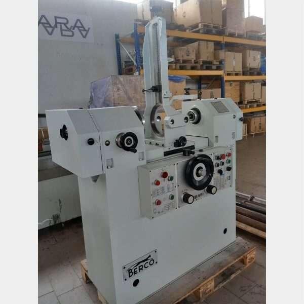 MU414 BERCO ARB651 CONROD BORING MACHINE