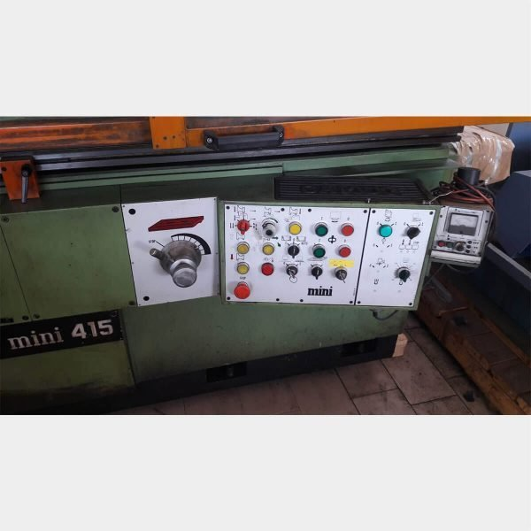 CAMUT MINI 415 Used Tangential Grinding Machine
