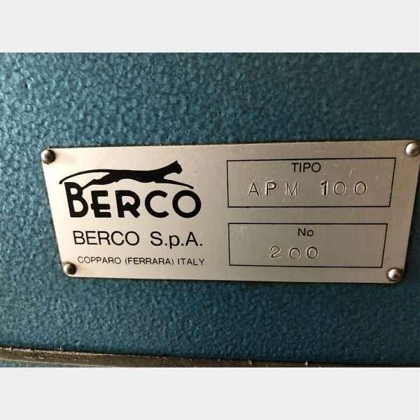 MU425 – BERCO APM 100 USED CYLINDER BORING MACHINE