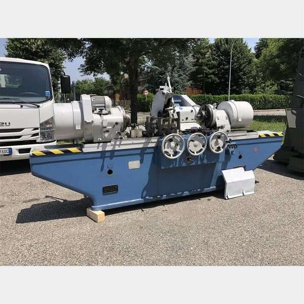 MU433 - BERCO RTM 225 1500 Rettifica Alberi A Gomito
